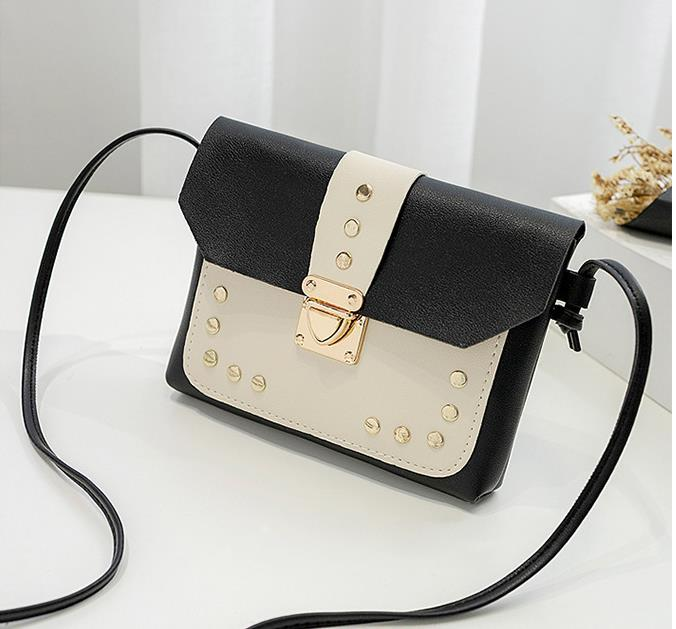 New 2020 Version Willow Nail Small Square Bag Designer Collection Bag Luxury Lock Chain Fashion Female Bag