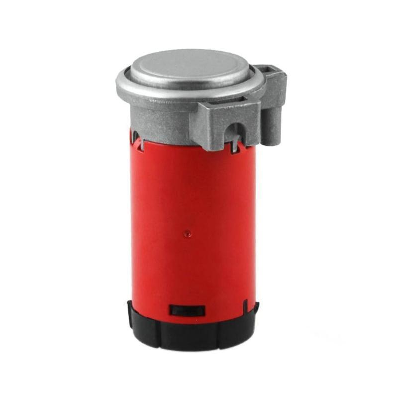 12V Hoparlör Hava Pompası Taşınabilir Salyangoz Horn Hava Pompası Horn araba
