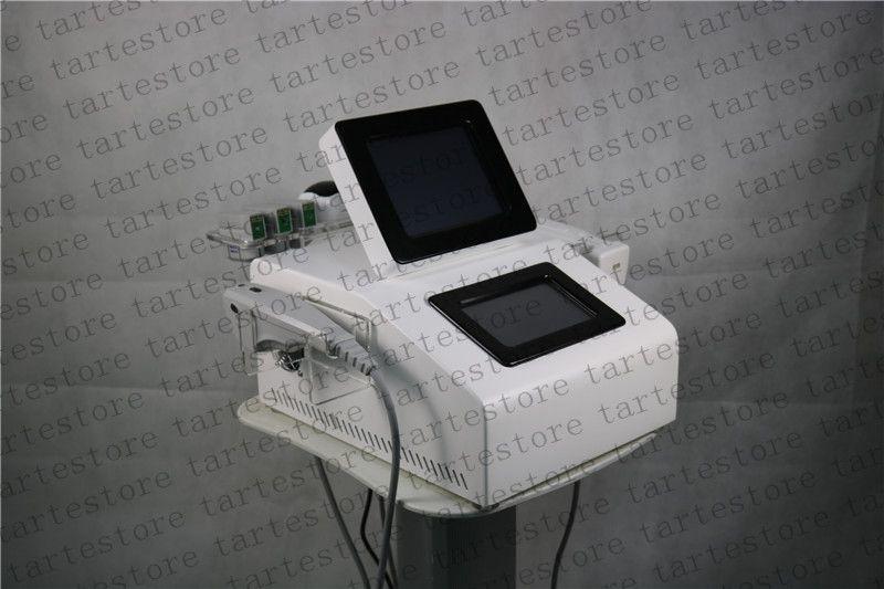 HIFU Liposonix 2 in 1 Vücut Zayıflama Makinesi cilt sıkılaştırma Kırışıklıkları Kaldır Cilt Gençleştirme
