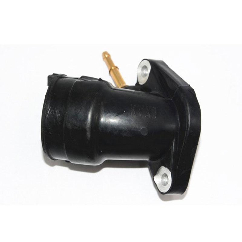 Genuine Motorcycle Carburetor Inlet Manifold Pipe Joint for Honda GLH 125 E STORM GLH125 GLH125SHC/D 2012 2013 Original Parts