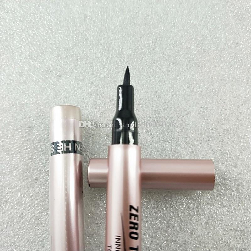 banda toque delineador cero diseño innovador cartride a la tinta que fluye erecto sedosa 24h de color negro resistente al agua duradero cargado