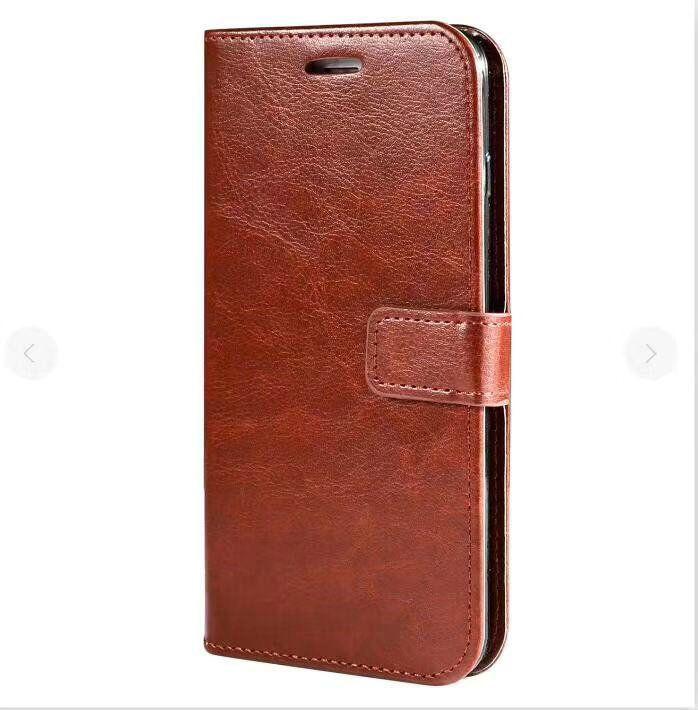 للحصول على اي XS ماكس XR سامسونج S8 S9 S10 زائد المحفظة القضية للحصول على ملاحظة 8 ملاحظة 9 A70 A50 PU حقائب جلدية المحفظة خلف غطاء الحقيبة بطاقة مع فتحة