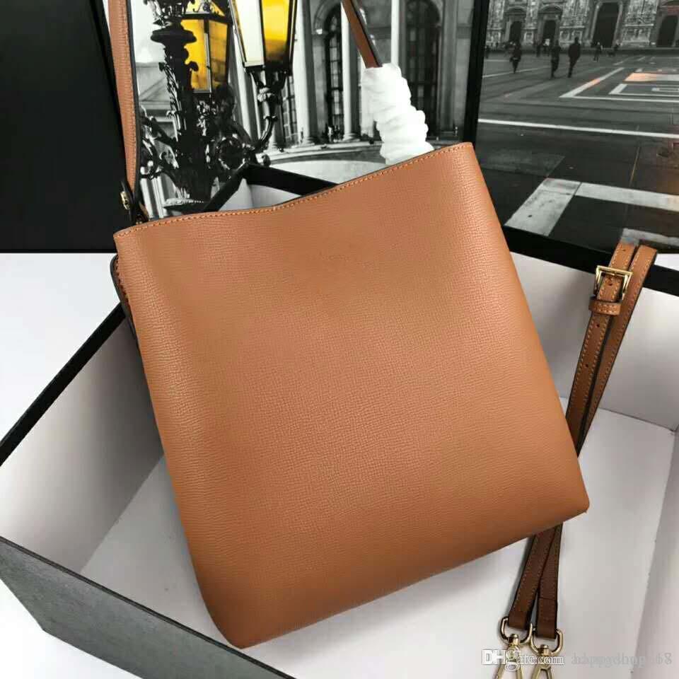 hochwertige Luxus-Handtaschen Berühmte Marken-Handtaschenfrauen-Rindleder-echtes Leder-Schulter-Beutel der Dame diagonal Tasche 1BA215