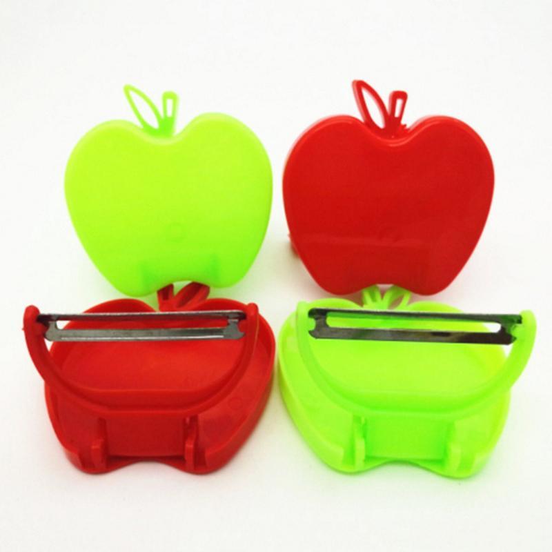 طوي التفاح zeSters الفاكهة الخضار مقشرة لطيف أدوات المطبخ السكاكين الخضار الفواكه التقشير تقشير سكين DBC BH3042