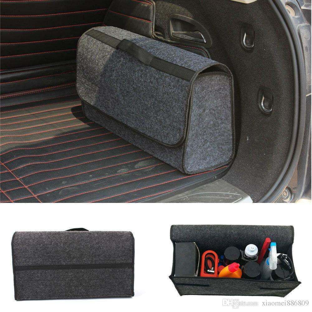 Auto-Kofferraum faltbares Boot-Organizer zusammenklappbarer Speicher-Halter-Beutel-Spielraum-Tidy Box