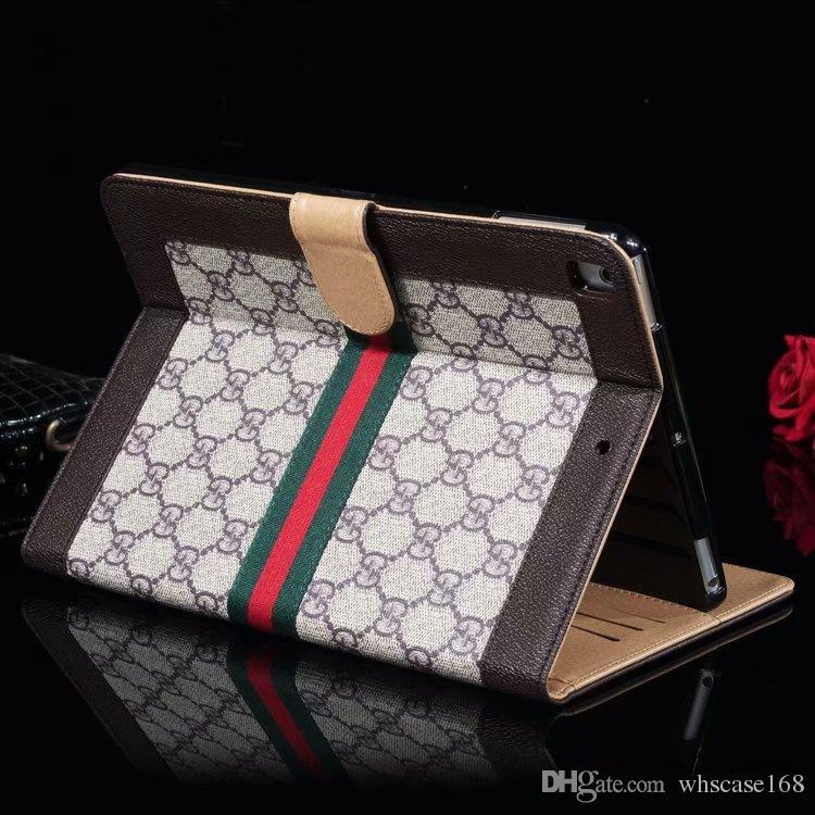 For ipad pro 12.9 2020 Top Quality Tablet Case for 2020 ipad pro 11/Air10.5/mini12345/ipad10.2 New Classic Leather Card Holder TPU ipad Case