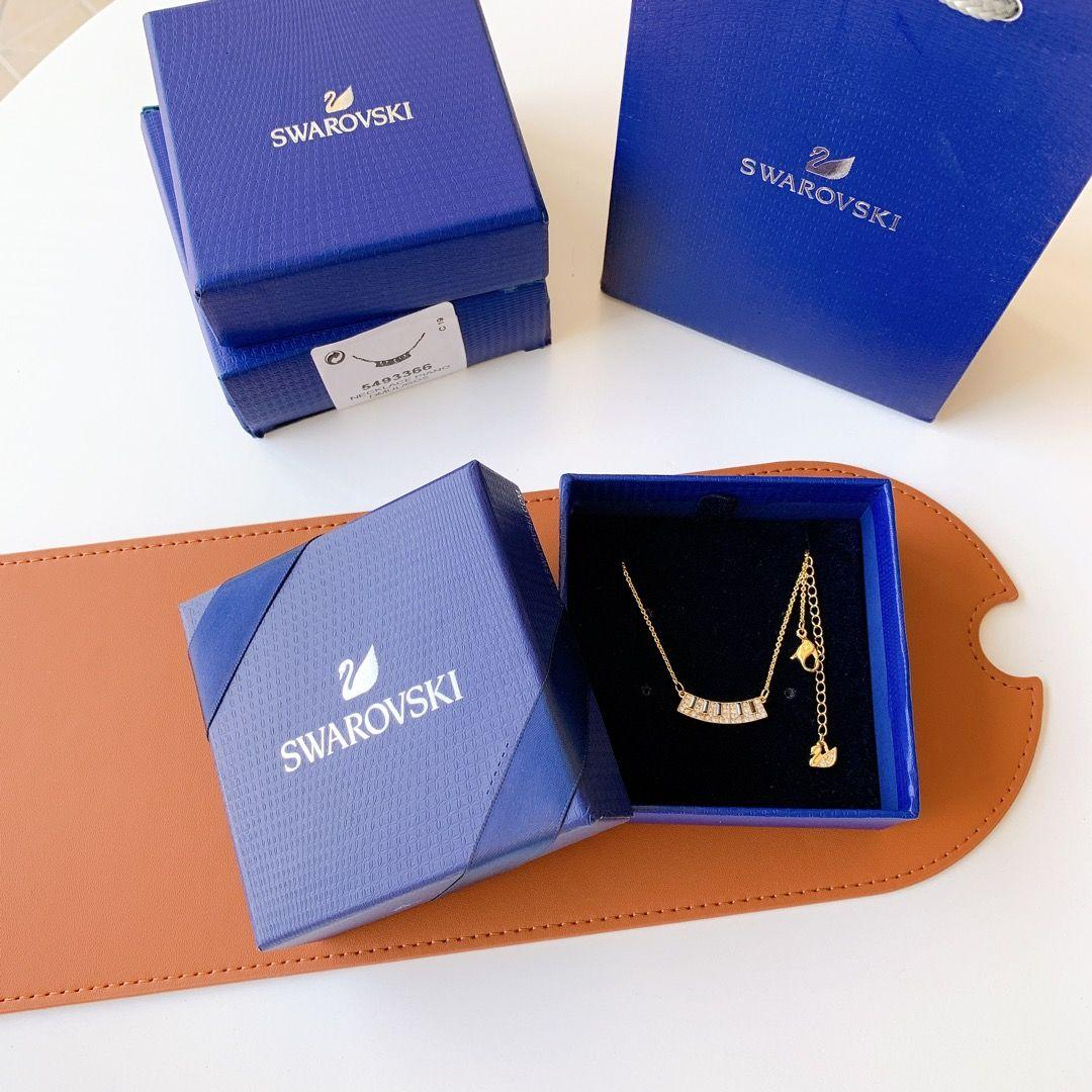 WSJ021 joyería de la alta calidad del collar de las mujeres con una exquisita caja de regalo # 111949 ligongda7