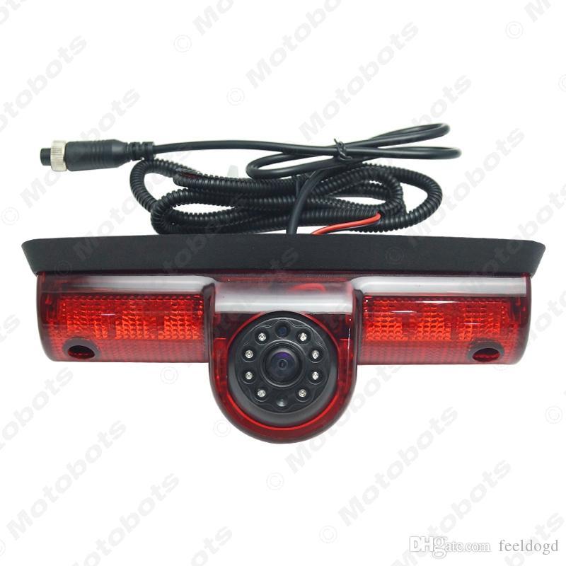 Оптовая продажа автомобиля LED стоп-сигнал ИК камера заднего вида парковка камера для NV пассажирский и грузовой фургон 2009-2014 артикул: 5371