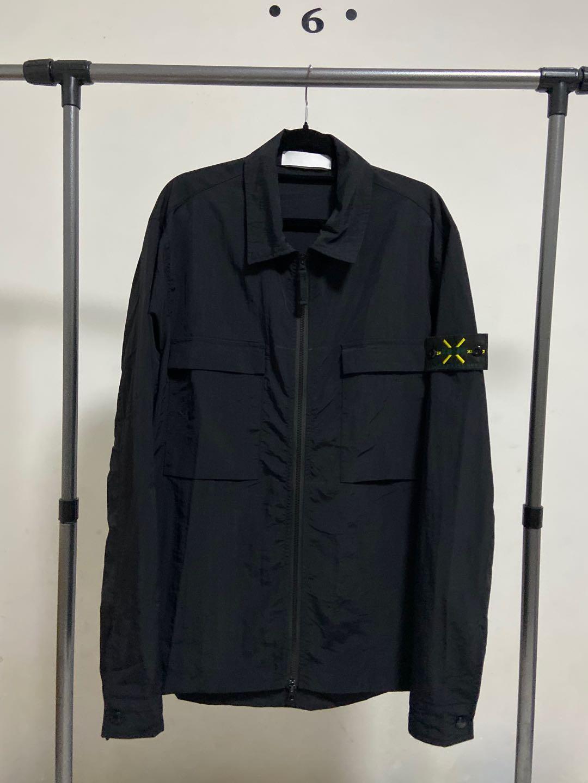 20ss Европейский мужской дизайнер ретро роскошные куртки мужская куртка импортный металл нейлон водонепроницаемый дышащий YKK молния текущий новый негабаритный пальто