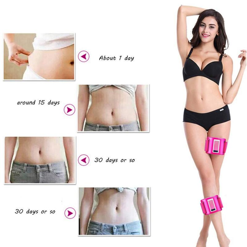 Electric Slimming Belt Lose Weight Fitness Massage X5