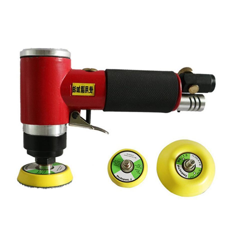 Mini Pneumatic Sander Polisher For Various Materials Grinding Fine Polishing