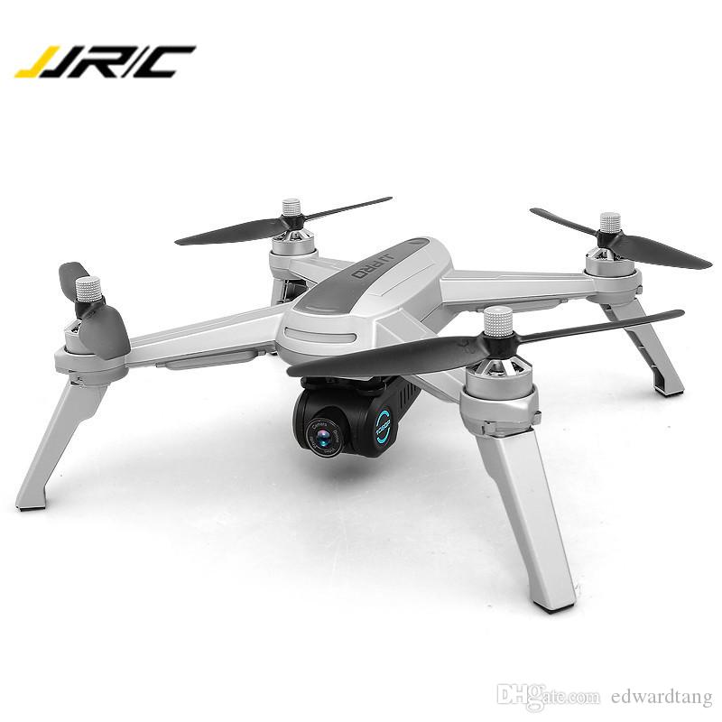 JJRC X5 RC Aircraft, 2K HD WIFI FPV Drone, регулируемая камера, Follow Me Model UAV, Surround Path Plan Flight Quadcopter, бесщеточный мотор, 3-1