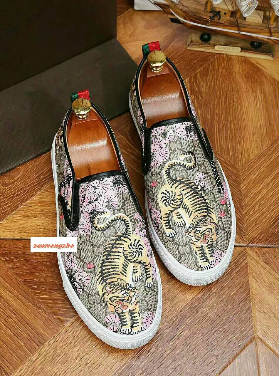 Di alta qualità Scarpe sportive uomo scarpe casual a basso top brand asso scatola shoeswith passi 9767 cartone animato italiano