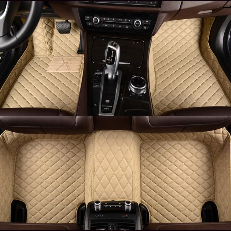 tappetini auto personalizzate per Lincoln MKZ Tutti i modelli Navigator MKS MKC MKX MKT2 / tappeti per auto 3/5 MKZ