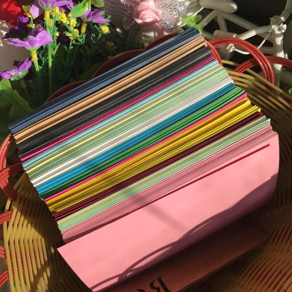 14x9cm 50pcs/pack DIY Blank Postcard Paper Cards Birthday Greeting Card Christmas Cards