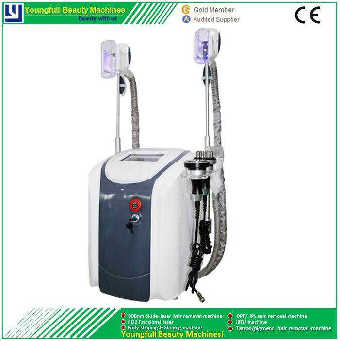 Cryolipolysis Fat Freeze Machine Cool Cryotherapy Antifreeze Membrane CoolSculpting Skin Rejuvenation Face Lift Wrinkle Reduction Instrument