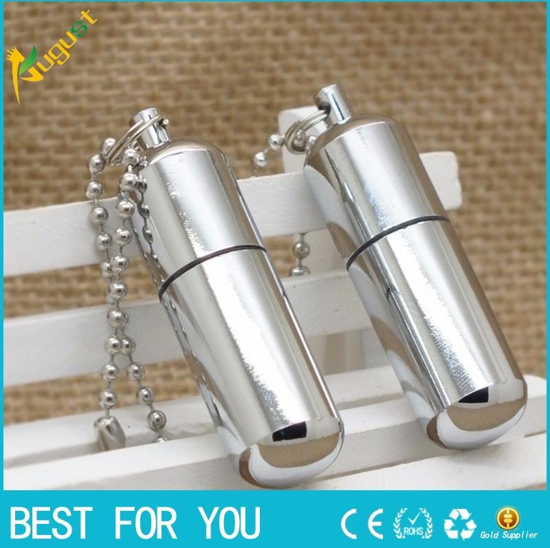 New Arrival Mini Smooth Polished Mirror Metal Lighter Oil Cigarette Lighter Smoking Cool Smoking Cigar Flint Kerosene Lighters