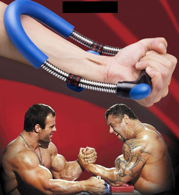 ~Hand Grip Strengthener Wrist Gripper Fitness Power Wrist Exercise Muscle Strong