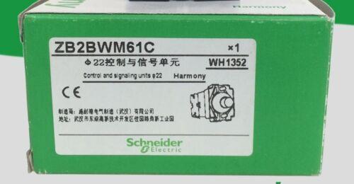 1PC جديد شنايدر مصباح المقبس حدة ZB2BWM61C # OH19
