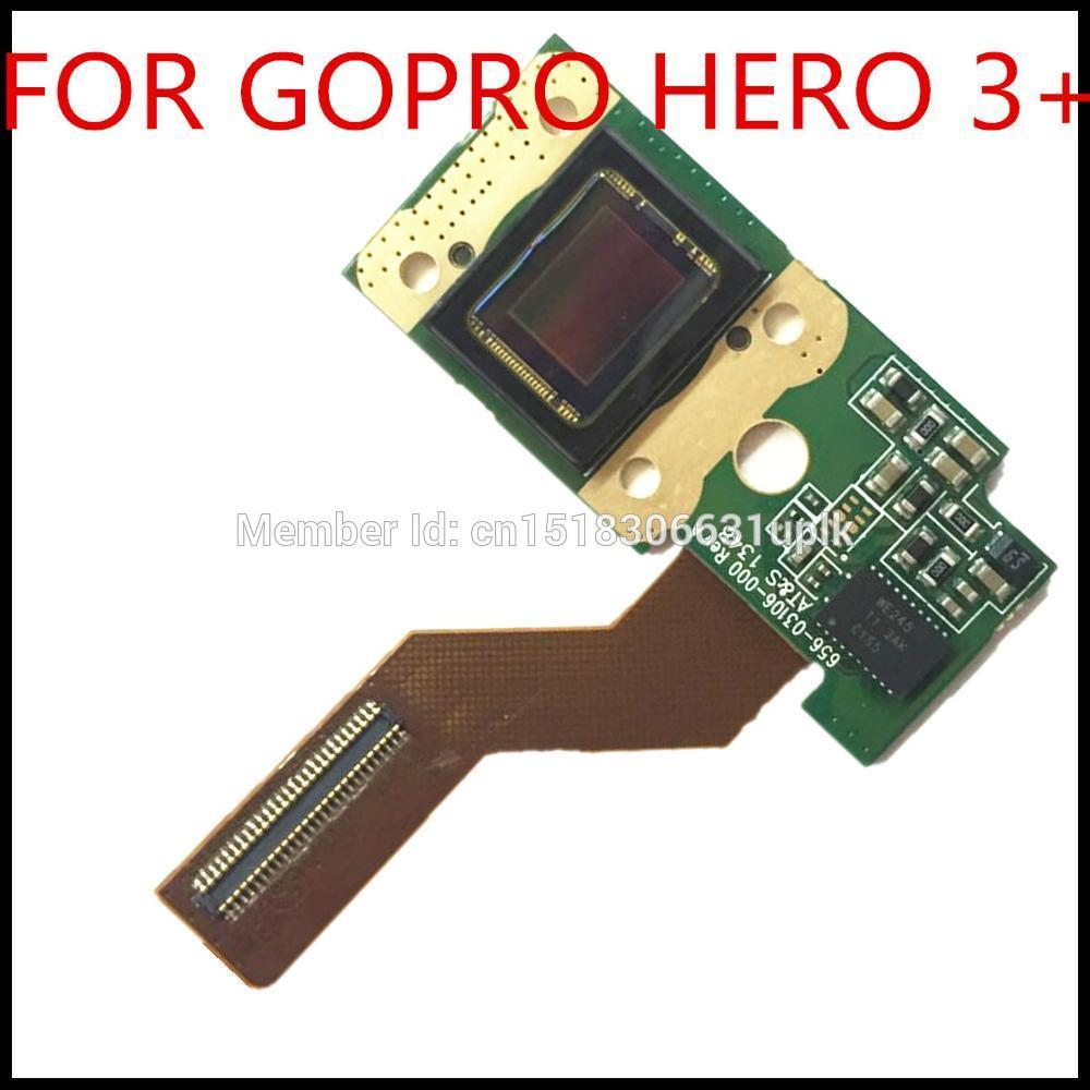 Freeshipping 100% Original NEW For GoPro Hero3 + Plus CCD Plate For GoPro3+ hero 3+ Image CMOS Sensor imaging Charge-coupled Device Parts