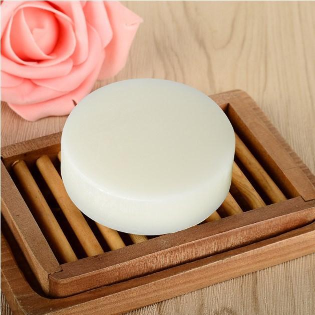 Ziegenmilch handgemachte Seife glatte Hautstraffung Poren Intensivreinigung Whitening Moisturizing Soap
