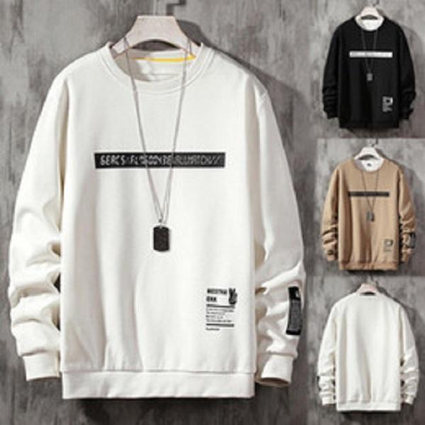 Japon Streetwear Hoodie Mens Casual Patchwork O-Boyun Japon Streetwear Uzun Kollu Hoodie Erkek Harajuku Giyim Poleron
