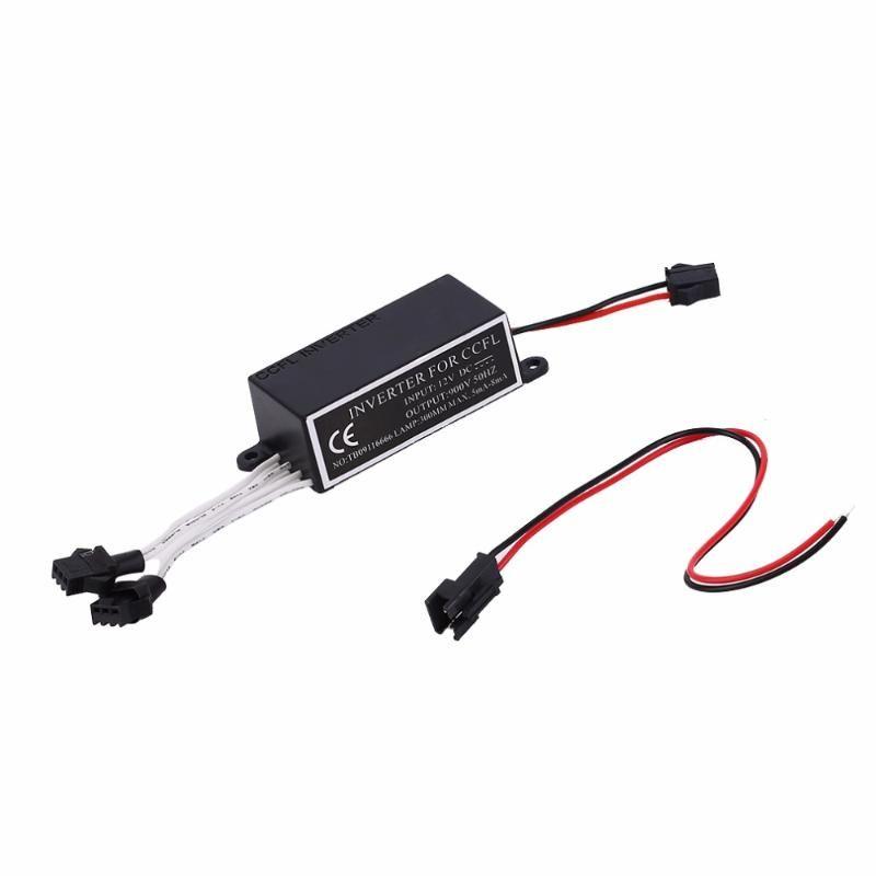 Высокое качество 12V CCFL инвертор для CCFL angel eyes light лампа halo кольцо запасной балласт подходит для E36 E46 и всех автомобилей