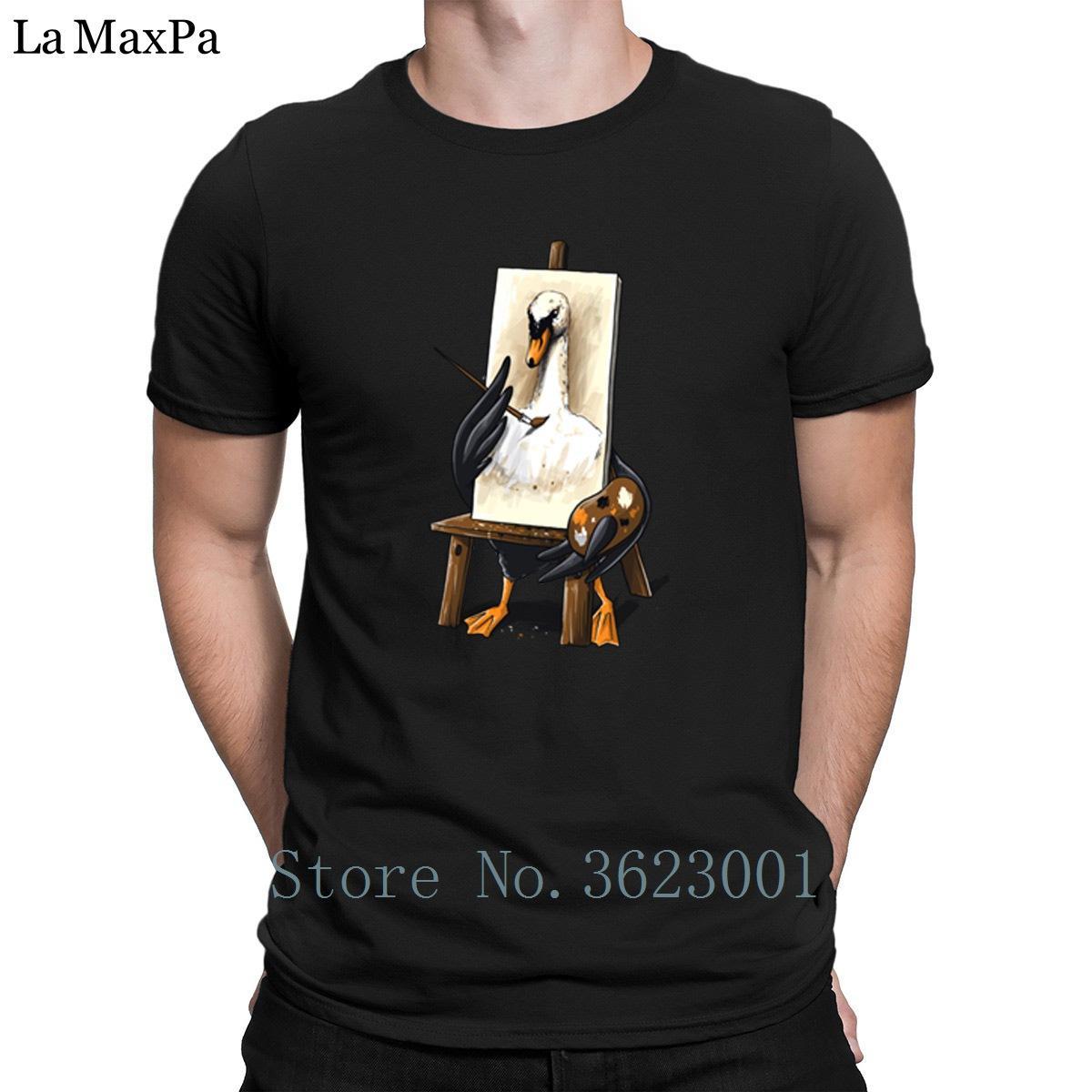 Designer Hiphop T-shirt pour hommes vilain petit canard T-shirt homme gentil Quirky T-shirt pour les hommes S-3XL T-shirt homme vêtements naturels