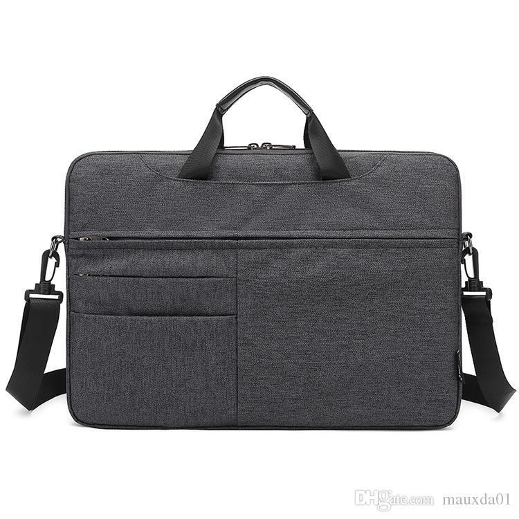 2e9359a03748 2019 Waterproof Mens Business Laptop Bag 15.6 Inch Office Messenger Bag  Laptop From Mauxda01, $20.72 | DHgate.Com