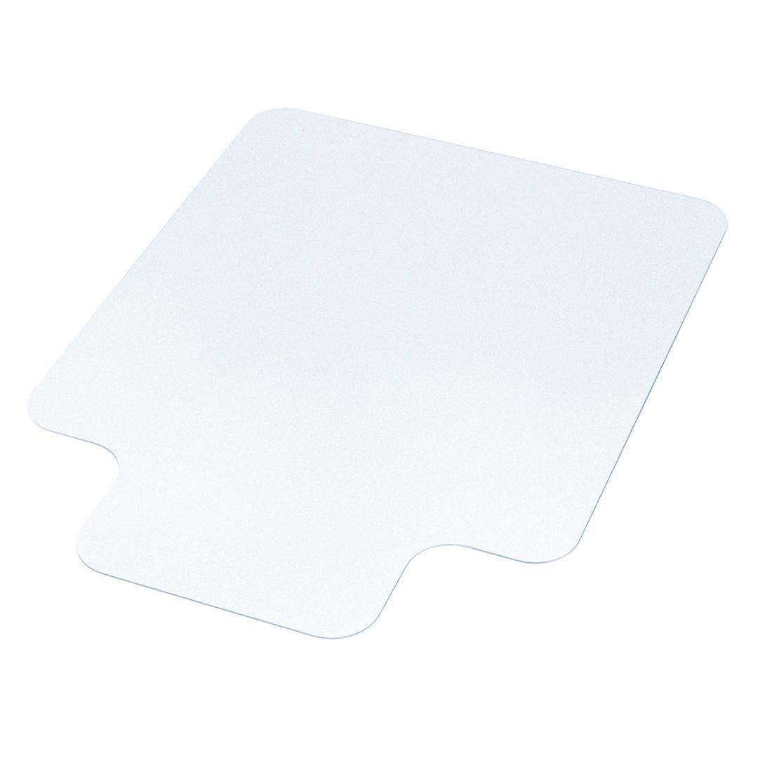 Langria Clear Pvc Chair Mat For Hard Floors Transparent Hard Floor