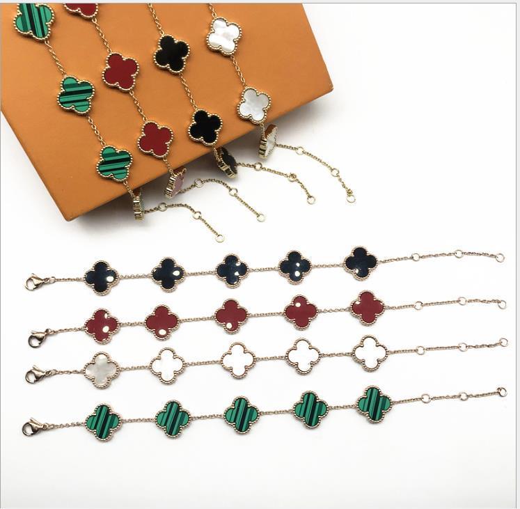 Titan Stahlarmband, Edelstahl Temperament, einzelne Öffnung, alle Arten von Hand Verzierungen