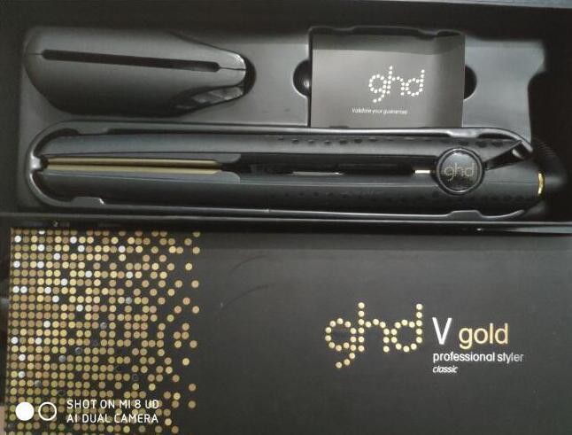V الذهب ماكس مستقيم الشعر الكلاسيكية المهنية مصفف الشعر سريع الشعر الحديد تصفيف الشعر أداة نوعية جيدة dhl مجانا