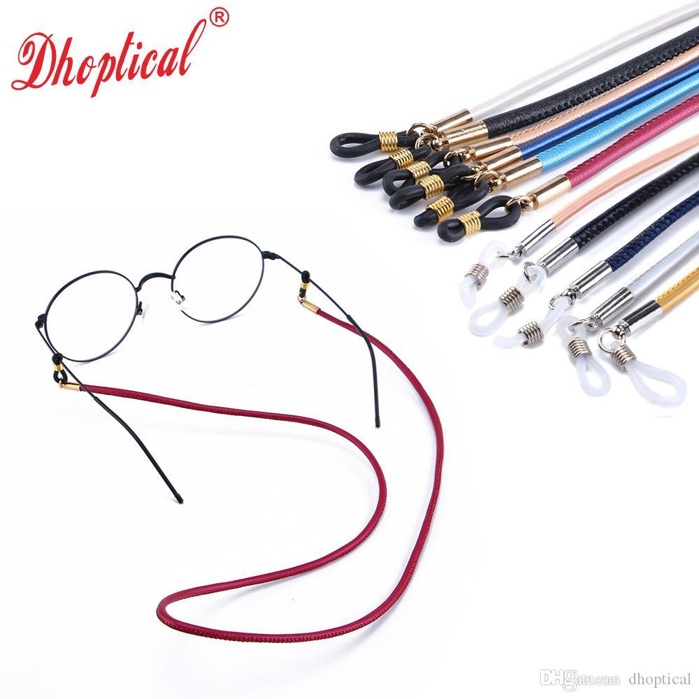 무료 배송 pu 안경 안경 감기 안경 홀더 안경 안경에 대 한 도매 슬립 방지 안경점에 의해 10pcs dphptical