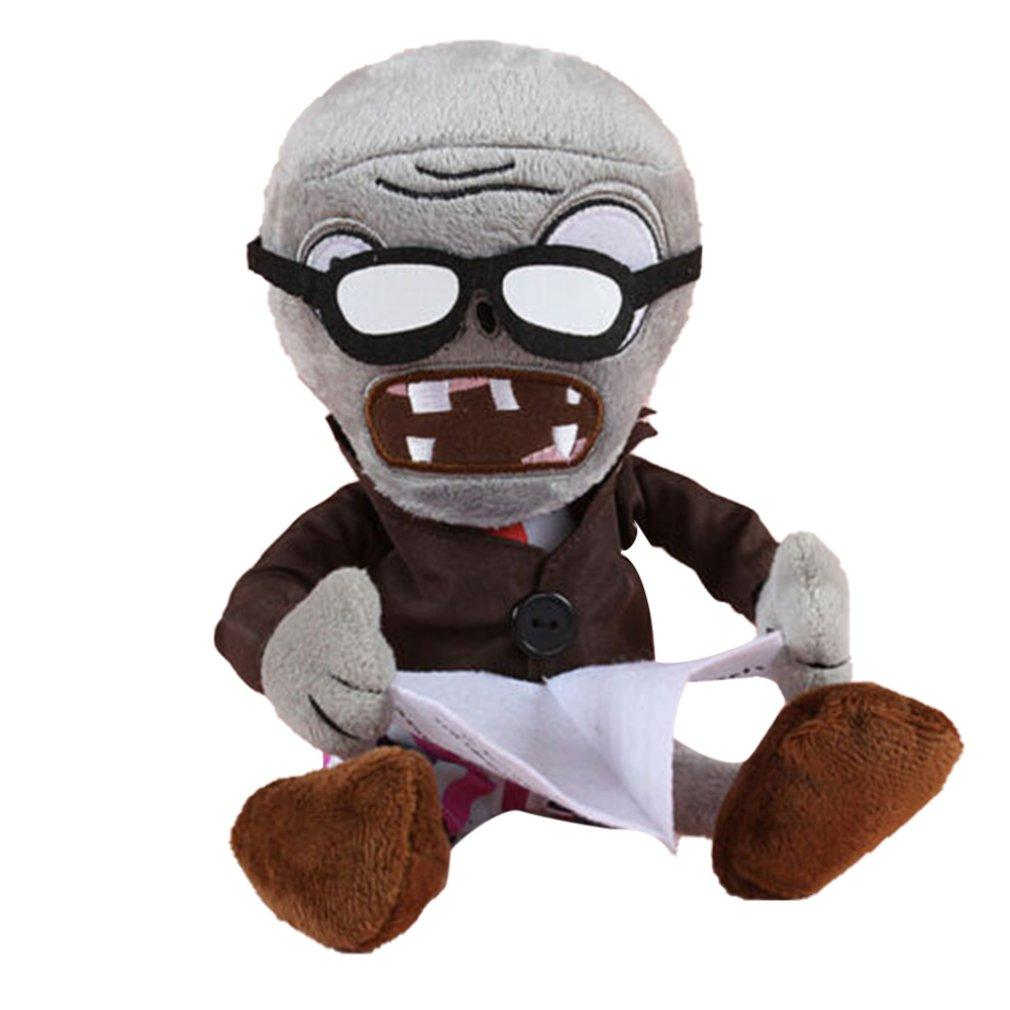 Plants vs Zombies Plush Series Brinquedos Dolls pequeno Zombies Plush Dolls Planta Dolls Set Of Paródia Novas presentes