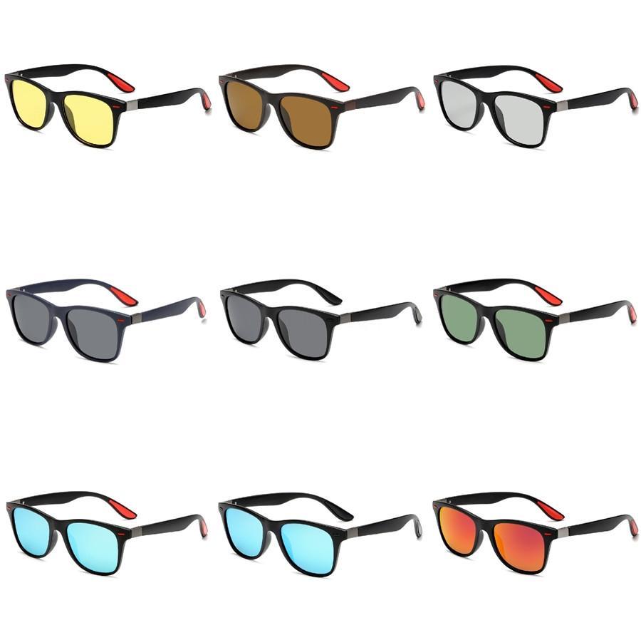 الجملة 2020 عدسات للجنسين هد الأصفر سائق جوجل نظارات نظارات للرؤية الليلية لتعليم قيادة السيارات نظارات شمسية الأشعة فوق البنفسجية حماية # 709