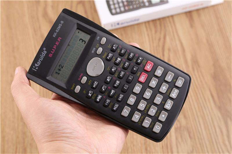 DHL Schule Technik Scientific Calculator Stationery Scientific-Funktion Rechner Studenten Stationäre Berechnung Werkzeug