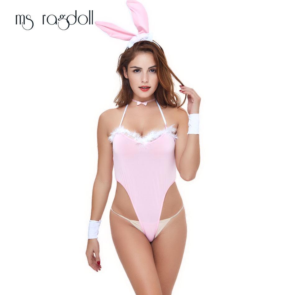 V-образным вырезом костюм медсестры набор 2019 новый сексуальный эротический косплей униформа Tempt платье bucaneras Mujer секс женщины кролик девушка одежда