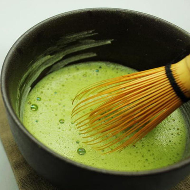Frullino per il tè Corrispondenza tè e caffè Bamboo Matcha punta dell'utensile Appliance più tipi giapponese Teaware Arte Cerimonia del tè