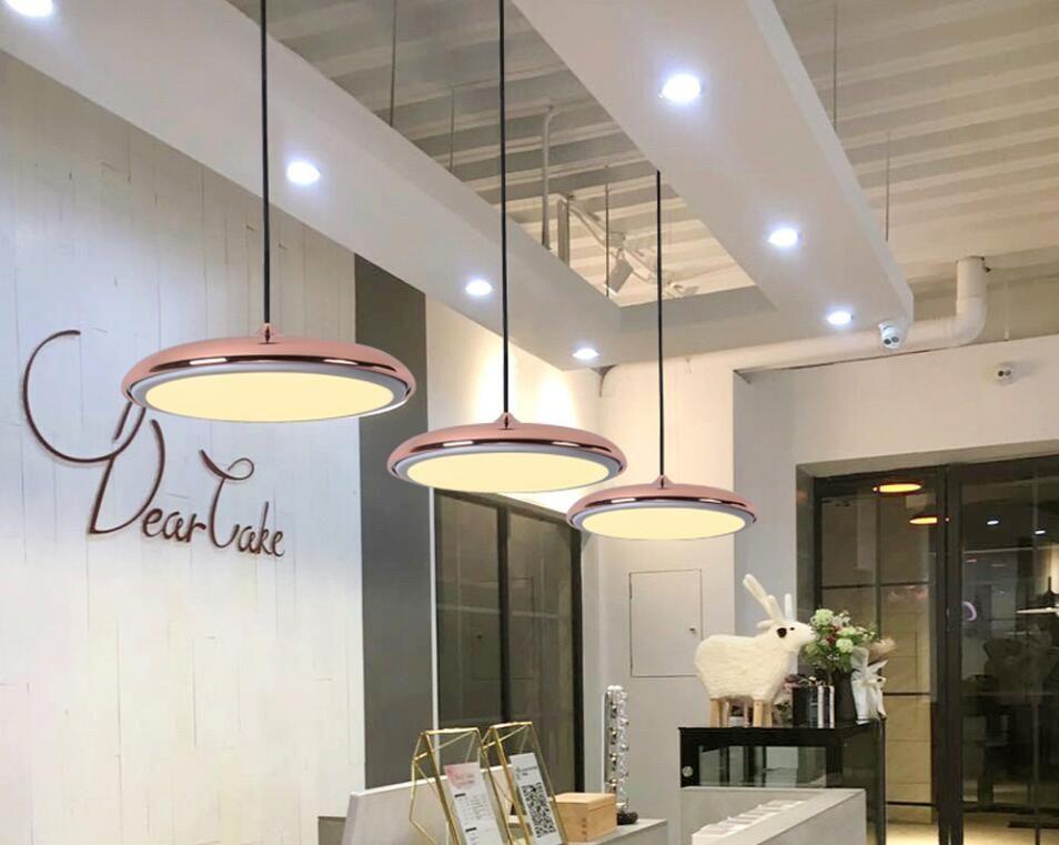 Nordic Post-Modern LED Pendant Lights Restaurant Living Room Bar Kitchen Handing Lamps Industrial Luminaria Indoor Lighting