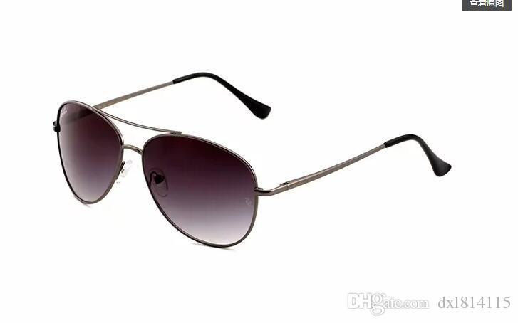 Gafas de sol para hombre de moda evidencia las gafas de diseñador gafas de calidad alta protección UV gafas de moda gafas de sol para mujer de moda 8317
