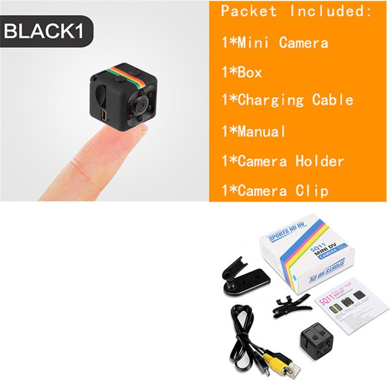 Mini Kamera HD 1080 P Sensor Nachtsicht Camcorder Bewegung DVR Micro Kamera Sport DV Video Kleine Kamera Cam Tragbare Web Kamera Micro
