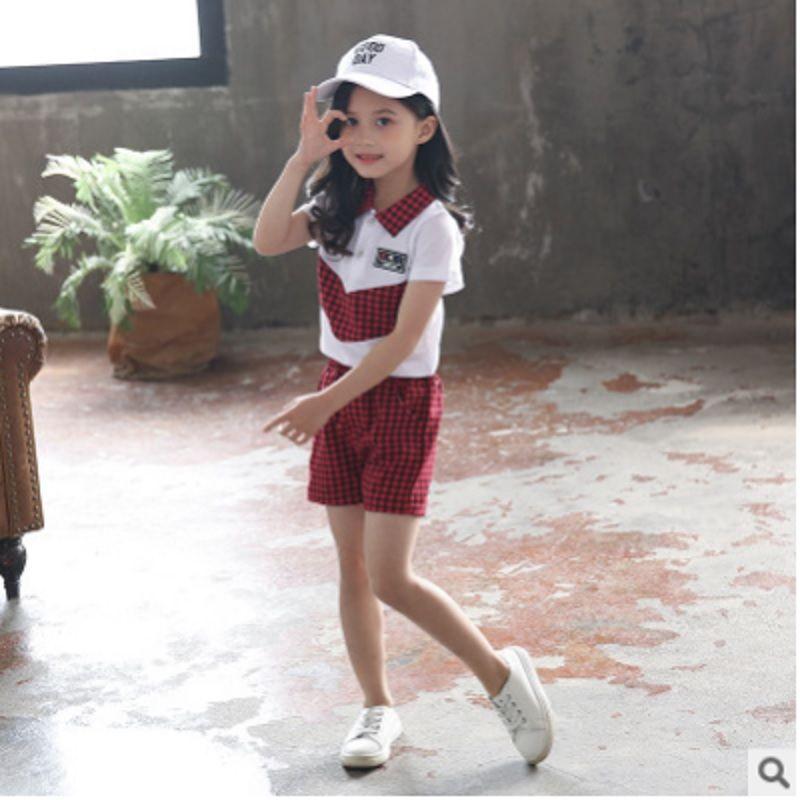 2 New Pretty Girls 2 Piece Summer Set Size 3