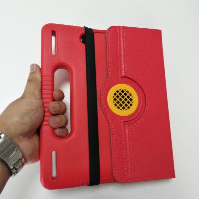 애플 아이 패드 미니 2 3 4 Ipad에 에어 아이 패드 2 회 세대 아이 증명 태블릿 케이스 어린이 핸들 스탠드는 아마존 화재 7 화재에 대한 9.7 프로 (8)
