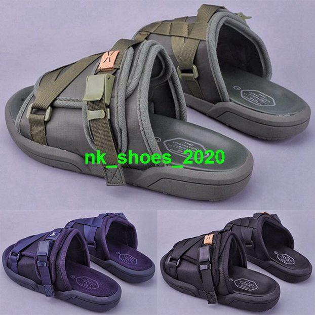 Uomini Clot noi 12 gladiatore sandali Visvim diapositive EUR 35 46 pantofole donne Scarpe Bambini dimensioni 4 5 Mens nuovo arrivo 2020 blu enfants Schuh sandale