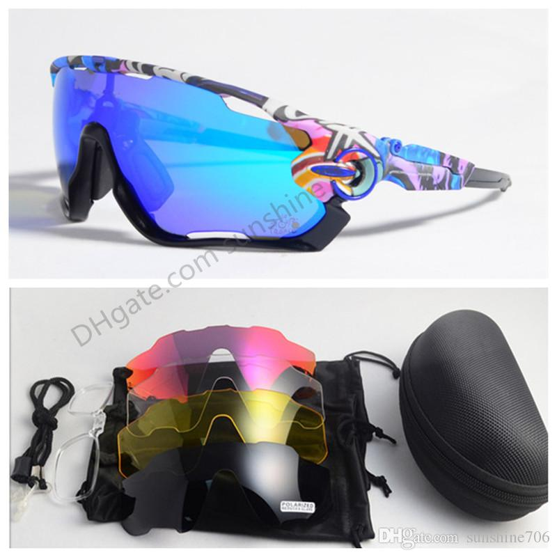 New Brand Polarized Hot SALE Mountain Bike Goggles Cycling Eyewear Bicycle Sunglasses Cycling Glasses outdoor sport sunaglasses