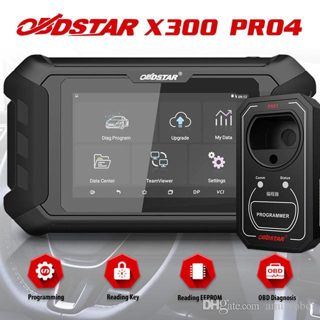 OBDSTAR X300 Pro4 Pro 4 Key Master Auto Key Programmer Same IMMO Functions as X300 DP Plus