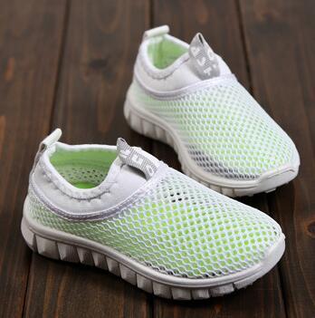Les enfants junior jeunes garçons des hommes de fille Classy Chaussures de course athlétique Sneaker course à l'extérieur Sport Flats