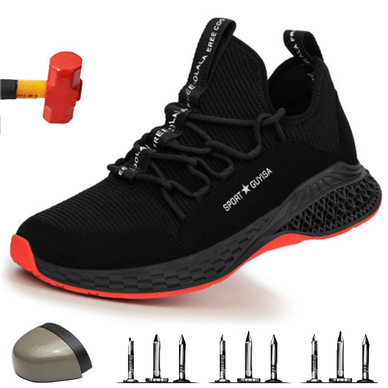 Steel Toe Safety Shoes Industrial