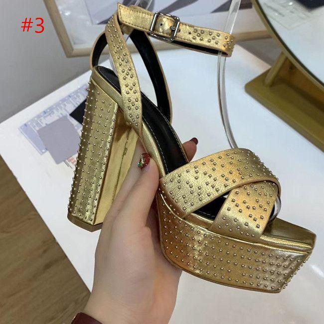 qualité mode et de haute nouvelles chaussures de mariée 5.5cm haute plate-forme sandales en peau de vache sexy T Voir Chaussures 14cm talon d'été pour les femmes Gladiators salut