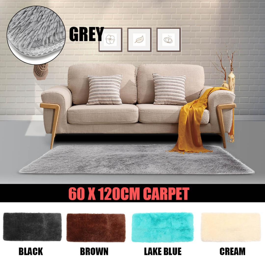 Carpet For Living Room Home Warm Plush Floor Rugs Fluffy Mats Kids Room Silky Rugs Faux Fur Area Rug Bathroom Yoga Mat Nylon Carpet Prices Buying